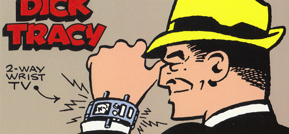 Dick Tracy - Smartphone