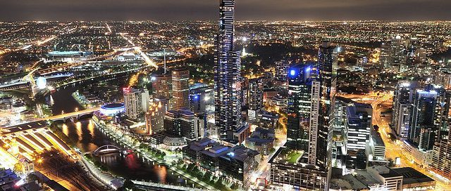 Australia Residential Density CBD living