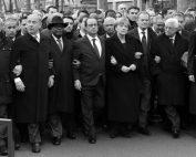 World Leaders show solidarity against terrorism