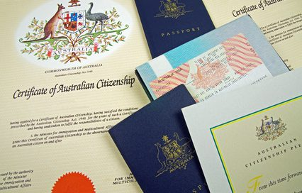 Citizenship and being deported