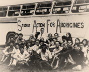 freedom riders stand against racial discrimination