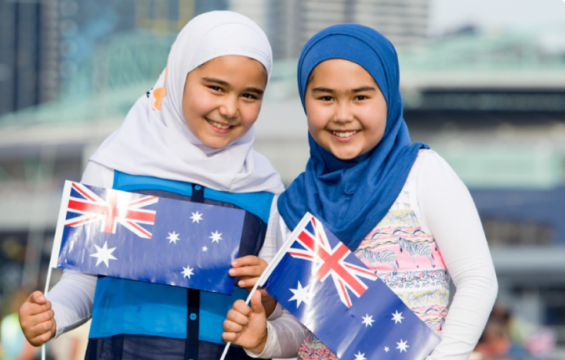 immigration, discrimination and Australia Day