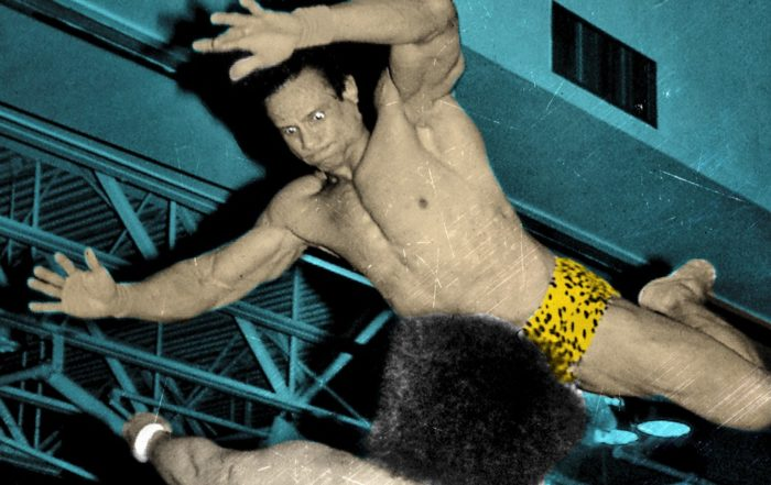 Jimmy Snuka - Superfly - Wrestler