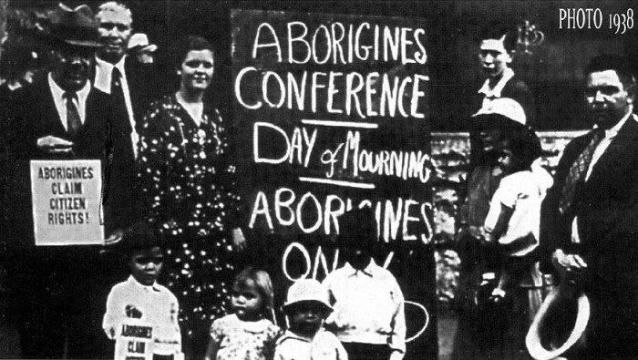 Australia Day 1938, Sydney