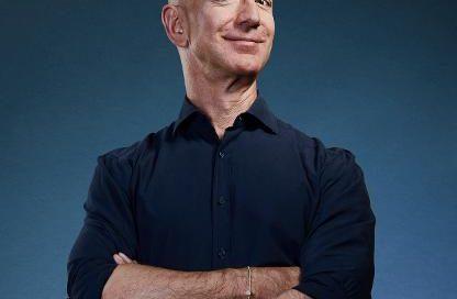 Forbes Richest Man - Jeff Bezos